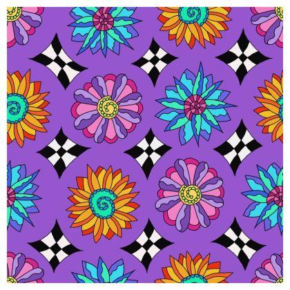 Victoriana - Cushion Purple