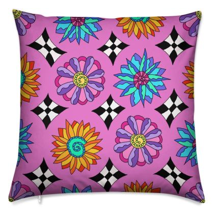Victoriana - Cushion Pink
