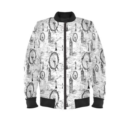 London Style Bomber Jacket