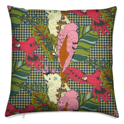 Tropical Geometric Cushion