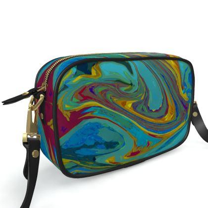 Camera Bag - Abstract Diesel Rainbow 1
