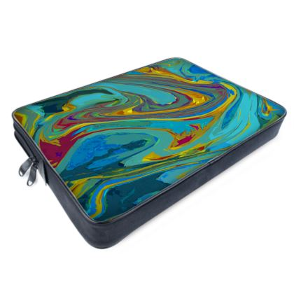 Laptop Bags - Abstract Diesel Rainbow 1