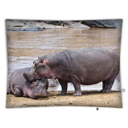 Hippo Love Floor cushions