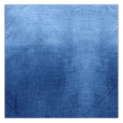 Blue Smog Scarf