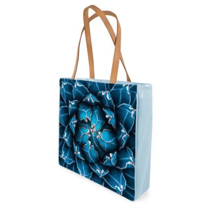 Shopper Bags Agave Cactus