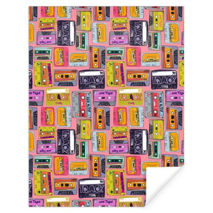 80's Gift Wrap