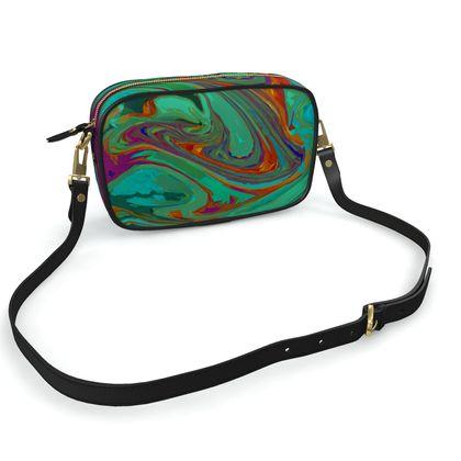 Camera Bag - Abstract Diesel Rainbow 2