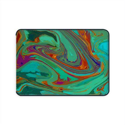 Card Holder - Abstract Diesel Rainbow 2