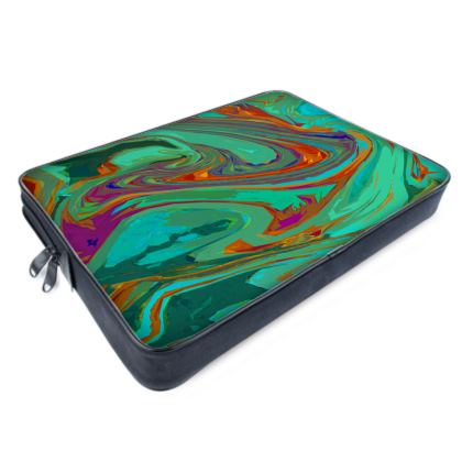 Laptop Bags - Abstract Diesel Rainbow 2