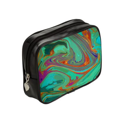 Make Up Bags - Abstract Diesel Rainbow 2