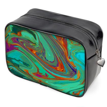 Wash Bags - Abstract Diesel Rainbow 2