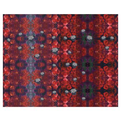 Pugly the Pug Fine Art Print Special Edition Kimono by Somerset (UK) Artist Amanda Boorman