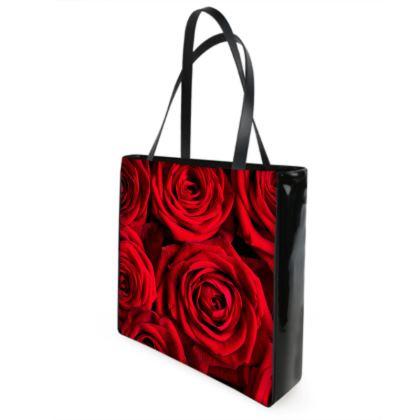 Shopper Bags Valentine Rose
