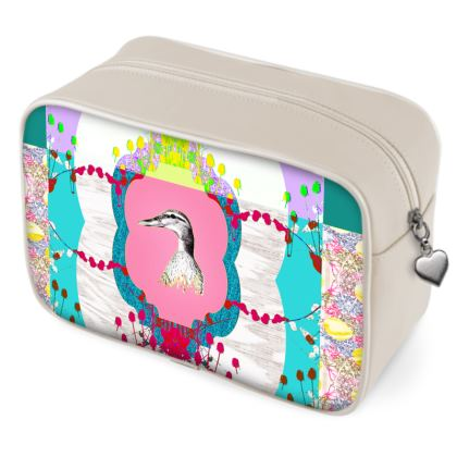 Bright Duck Wash Bag