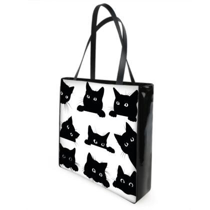 Shopper Bags Curious Cats