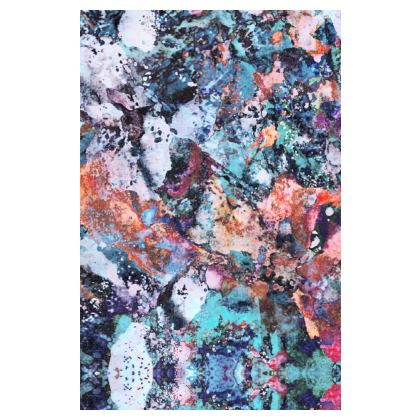 Slip Dress Watercolor Texture 12