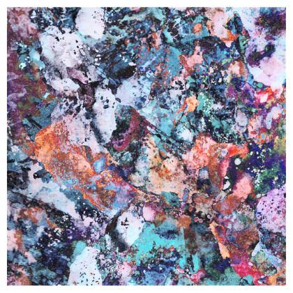 Skirt Watercolor Texture 12