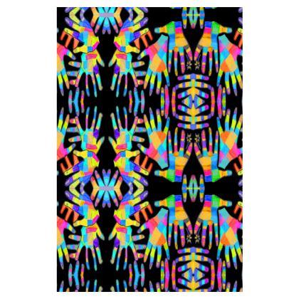 Hands Slip Dress by Elisavet