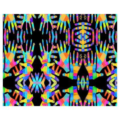 Hands Kimono by Elisavet