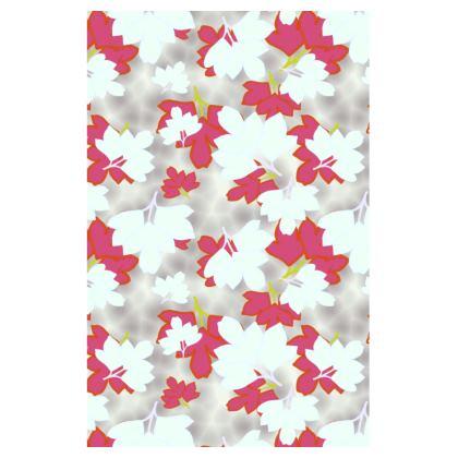 Mens Swimming Shorts  Oriental Leaves  Snowflake