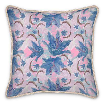 Silk Cushions  Lily Garden  Opera