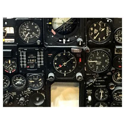 The Aviator Shaving Bag