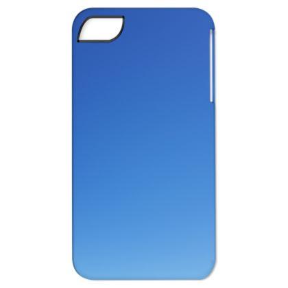 IPhone Case, blue Sky
