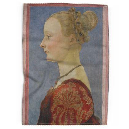 Tea Towels: The Girl