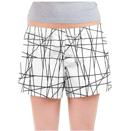 ARCHITECTURE Ladies Pyjama Shorts