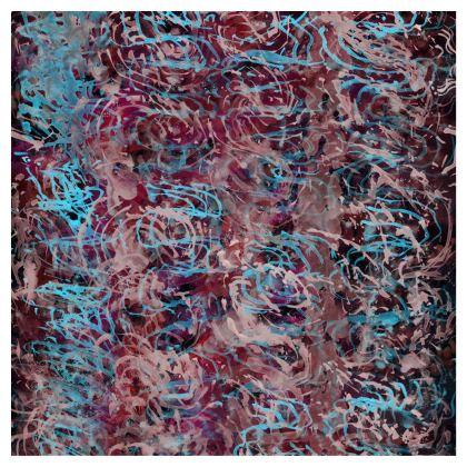 Skater Dress Watercolor Texture 16