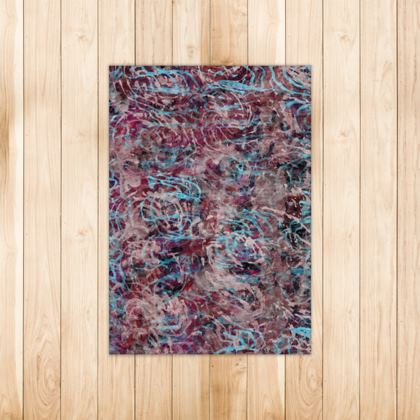 Rugs Watercolor Texture 16
