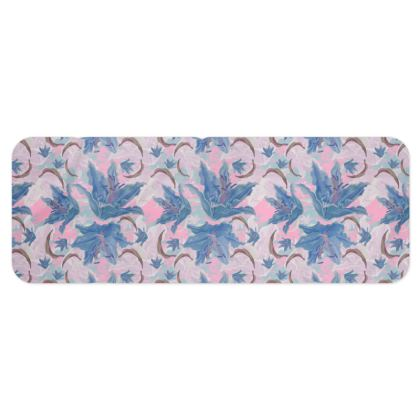 Blanket Scarf  Lily Garden  Opera