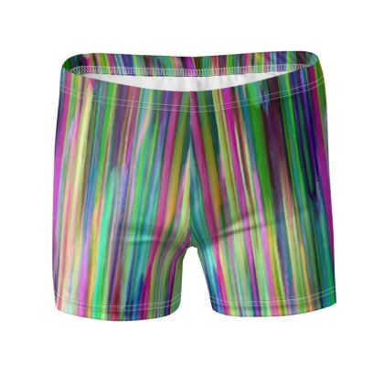 Stripe me Swimming Trunks