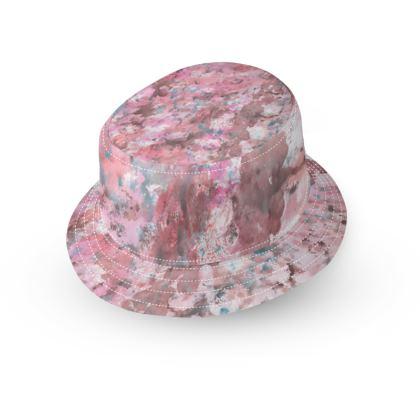 Bucket Hat Watercolor Texture 18