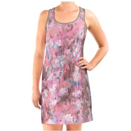 Vest Dress Watercolor Texture 18