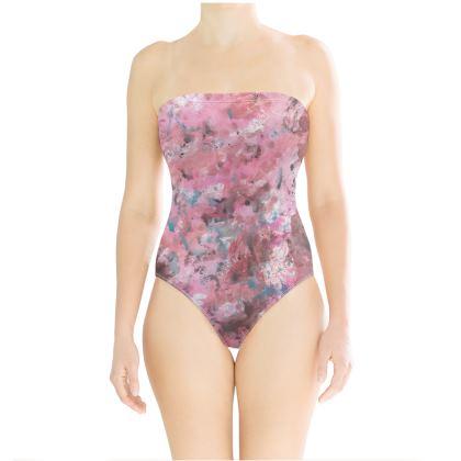 Swimsuit Watercolor Texture 18