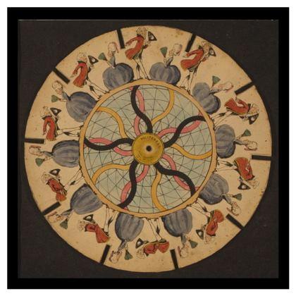 Cushions: The Wheel