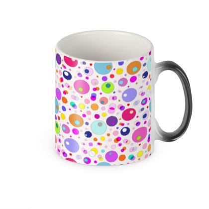 Atomic Collection Heat Changing Mug