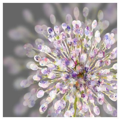 Allium Luxury Cushion