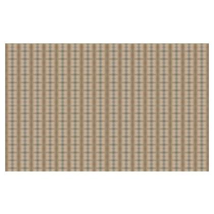 Tile Leather Belt
