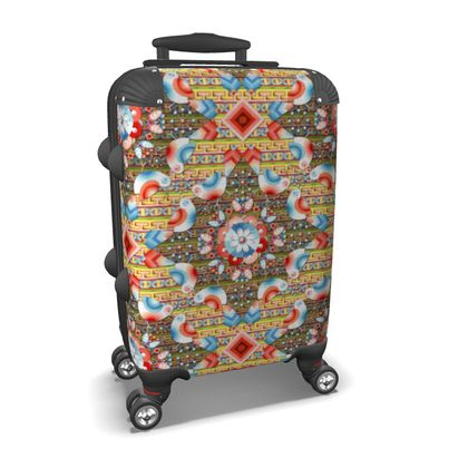 Belvedere Carry On Suitcase