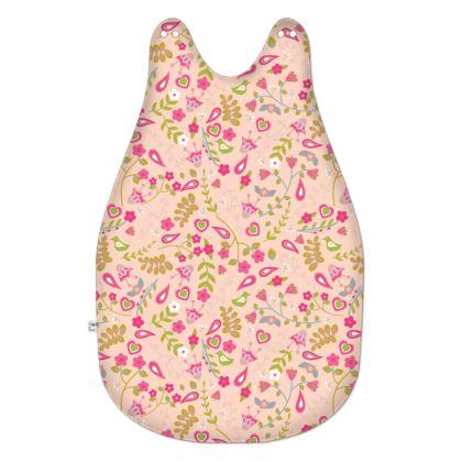 Cupcake Market Ditsy Baby Sleeping Bag