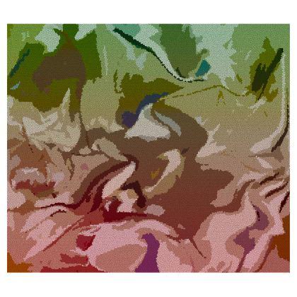 Handbags - Honeycomb Marble Abstract 2