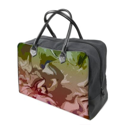Holdalls - Honeycomb Marble Abstract 2