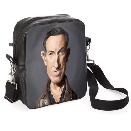 Bruce Springsteen Shoulder Bag