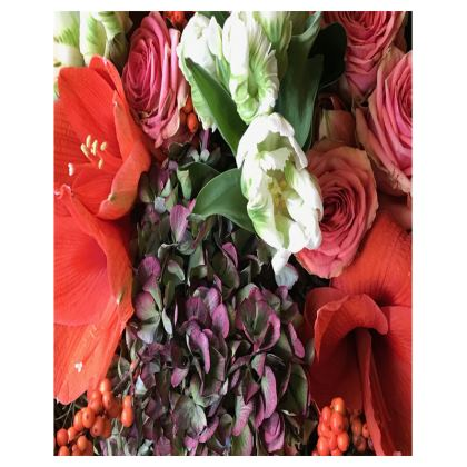Trays - Exuberant Bouquet
