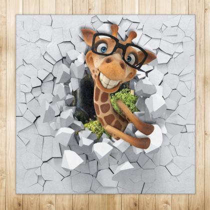 Floor Rug Gavin the Giraffe