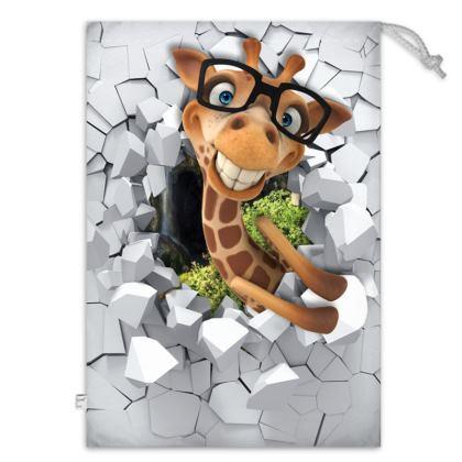 Toy Sack Gavin the Giraffe