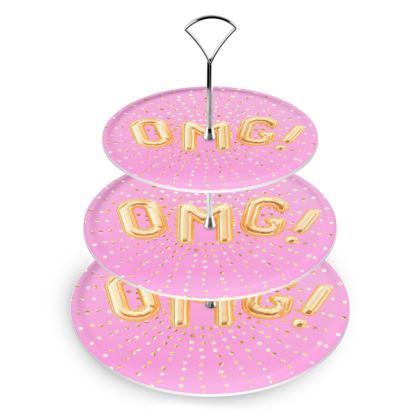 Cake Stand OMG!