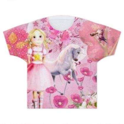 Little Princess Kids T Shirts